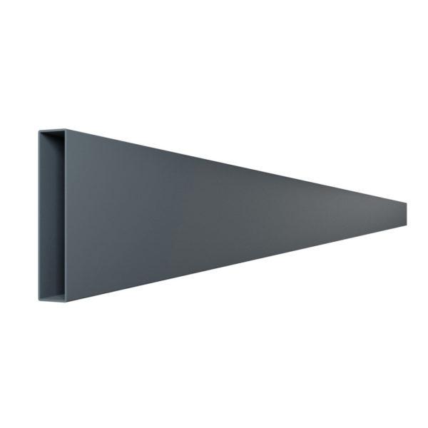 Sztacheta ogrodzeniowa 80x16 mm