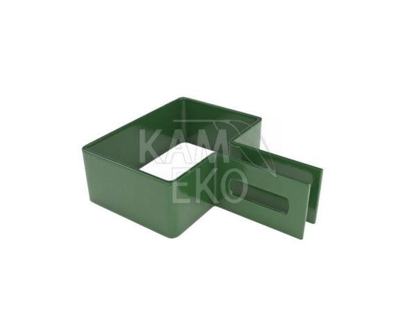 Obejma 60x40 mm do paneli ogrodzeniowych