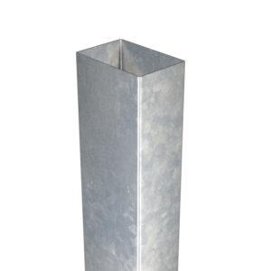 Słupek ogrodzeniowy 60x40 mm ocynk